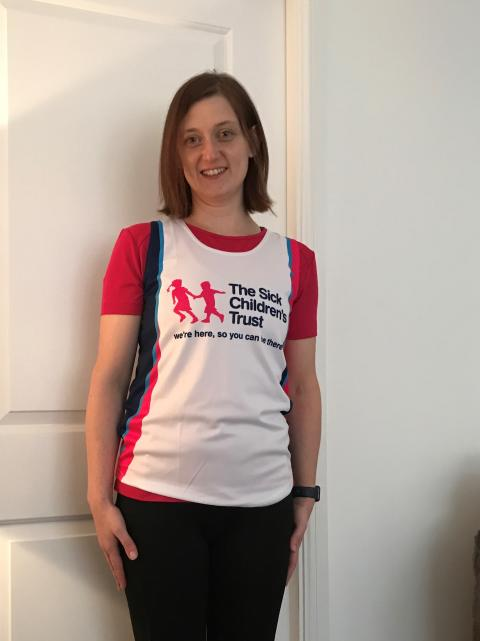 #TeamSCT - Meet Vikki, who is running the London Marathon for us!