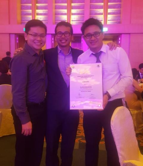 Introducing some of SJ's best and brightest talents - Chew Aik Loong, Principal Engineer from KTP Consultants