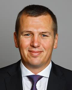 Alex Scheepers, VD Octapharma AB