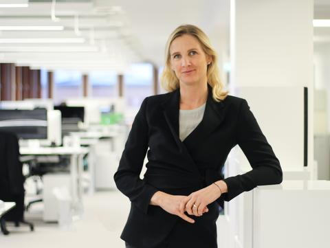 Ulrica Falkenberg Head of People Operations