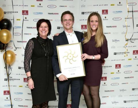 Nordic Choice Hotels kåret til Norges beste hotellkjede for tredje år på rad