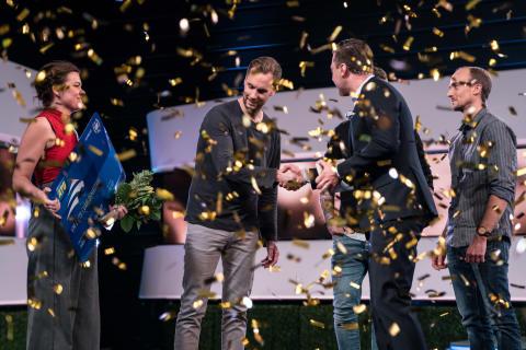 Karl Sandström vinnare av VM i V75 2017