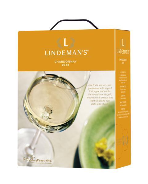 Lindeman's Chardonnay 2012