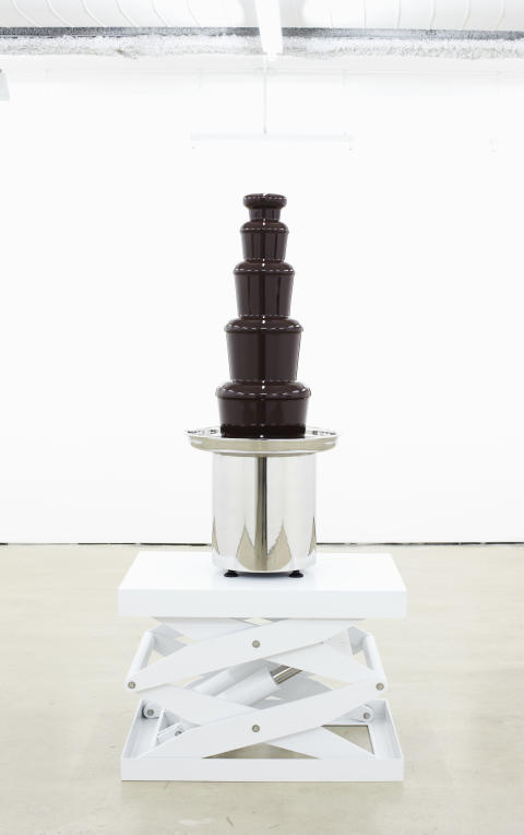 Frank Benson, Chocolate Fountain, 2008