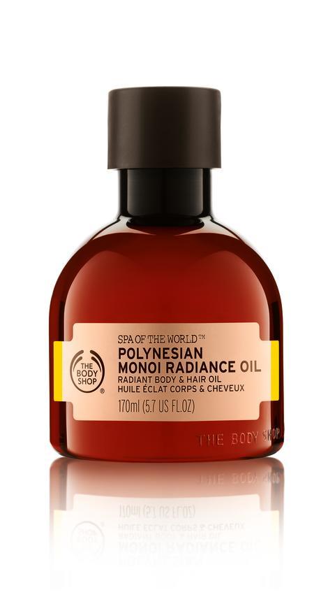 Polynesian Monoi Radiance Oil