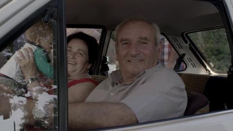 Reddet fra evig siesta – fars 38 år gamle Fiesta blev reddet af familien