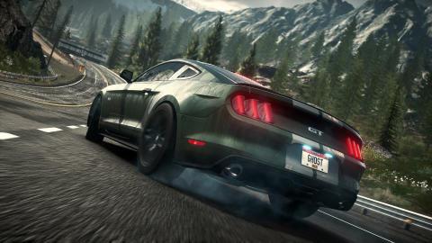 Aja ensimmäisten joukossa täysin uutta Mustangia Need for Speed Rivals -pelissä