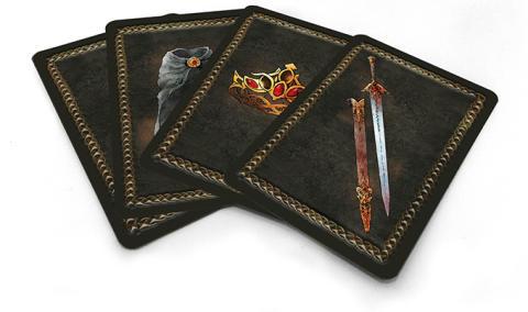 Forbidden Lands Custom Cards