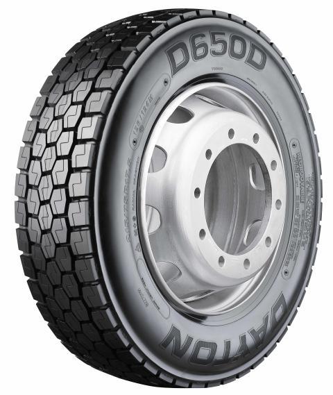 Dayton D650D