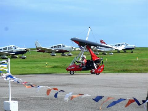 Buzz in the air as Alderney gets ready for the annual Fly-In