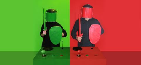 Blindbots - Håkan Lidbo