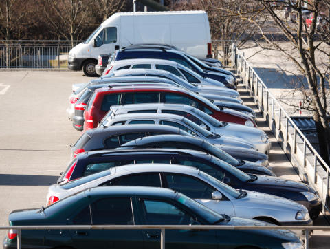 REDUCTION: the costs of a parking permit in council car parks has been slashed by a quarter and tariffs frozen for 12 months