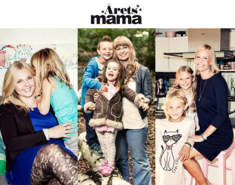 Nytt fokus för Årets mama - hjältemaman får huvudrollen