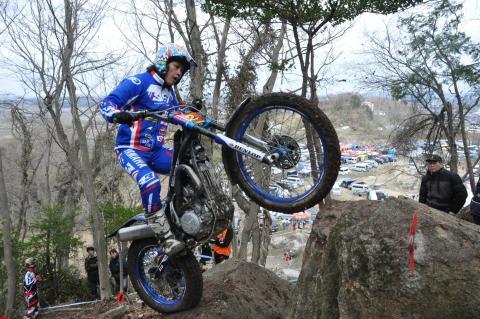 全日本トライアル選手権 IAスーパー Rd.01 3月11日 関東