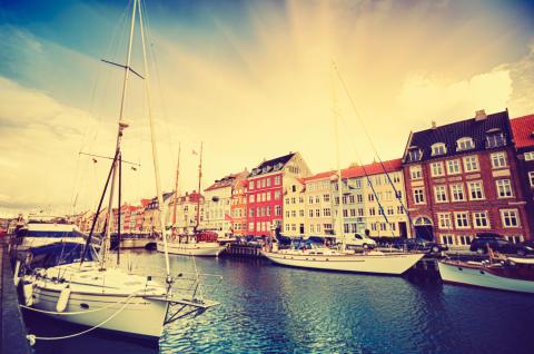 Dansk sommer giver mindre rejselyst
