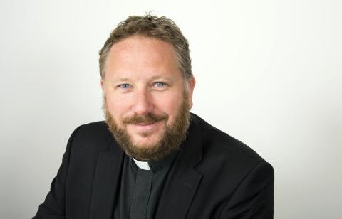 Lasse Svensson ny ordförande för Sveriges kristna råd