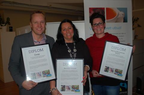 Coop vinnare i Fairtrade Challenge 2011