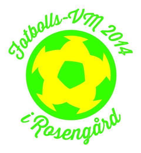 Fotbolls-VM 2014 i Rosengård