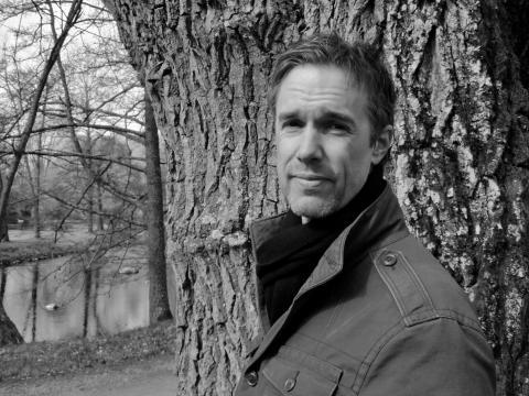 Författaren Fredrik Brounéus