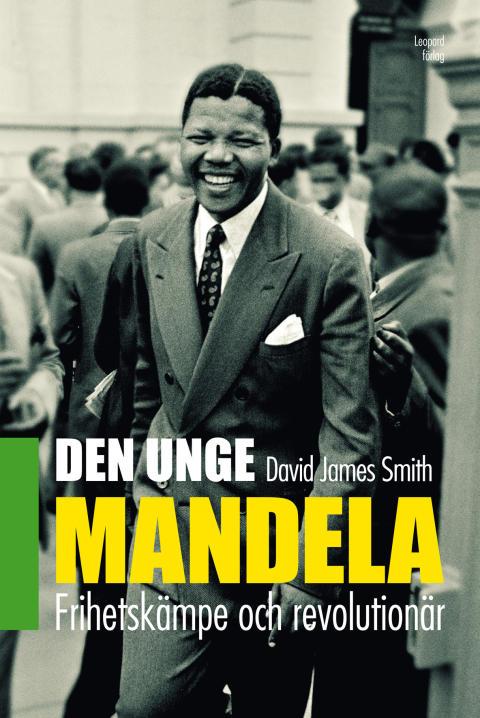 Ny biografi om den unge Nelson Mandela