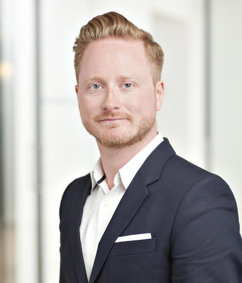 Oskar Frankki ny partner på Delphi