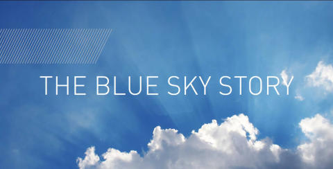 Norton brand investment - The Blue Sky Story
