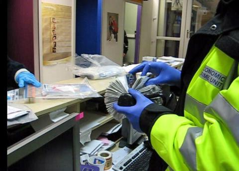 £5m international fraud gang arrested