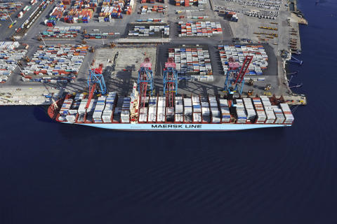 Maersk Mc-Kinney Möller