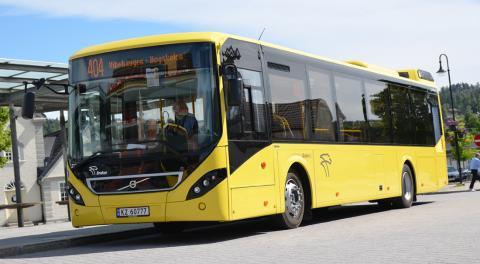 Consat Telematics undertecknar avtal om leverans av realtidssystem till Buskerud fylke (län)