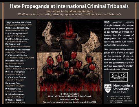 Putting hate propagandists on trial