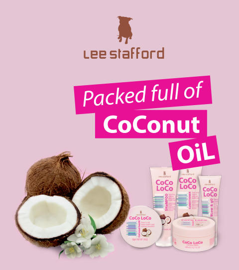 CoCo LoCo - Velduftende nyhet fra Lee Stafford