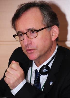 Gard Titlestad, generalsekreterare ICDE, till EdTech Sweden