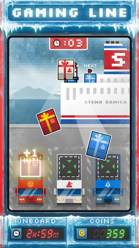 Stena Line lanserer sitt eget mobilspill