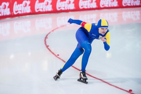 Ann-Marie Lindqvist - speed skating