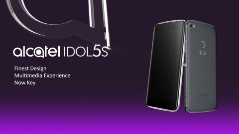 Produktblad Alcatel IDOL 5S