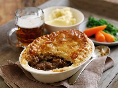 Beef Steak Pie