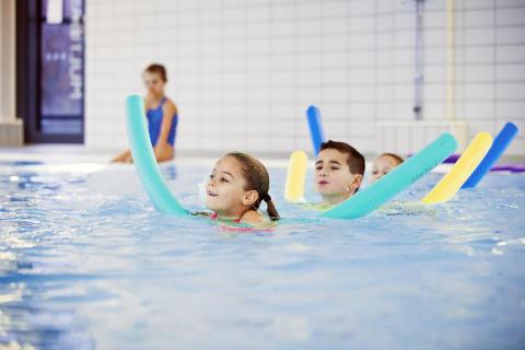 Vattenvana och simkunnighet hos Medley