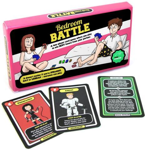 Erotisk spill – Bedroom Battle