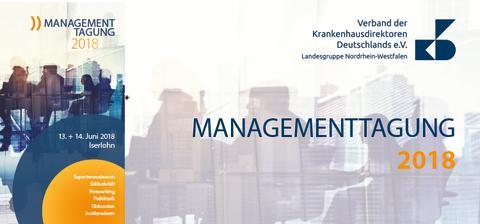 Newsletter KW 22: Managementtagung 2018