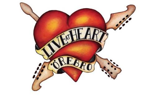 Live At Heart släpper nya artister!
