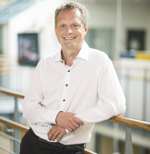 Professor Mats Jackson blir prorektor vid Jönköping University