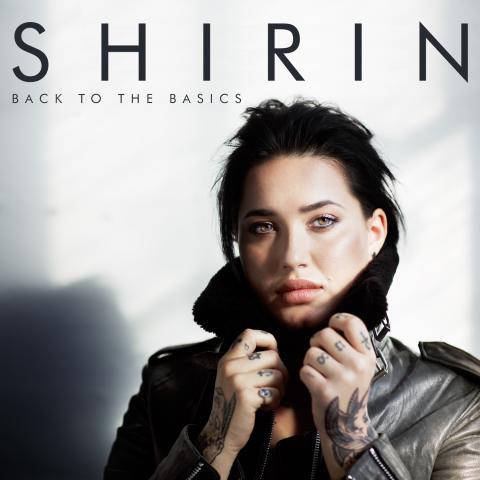 "SHIRIN gjorde succé i Melodifestivalfinalen - nu släpper hon sin debutsingel ""Back To The Basics""!"