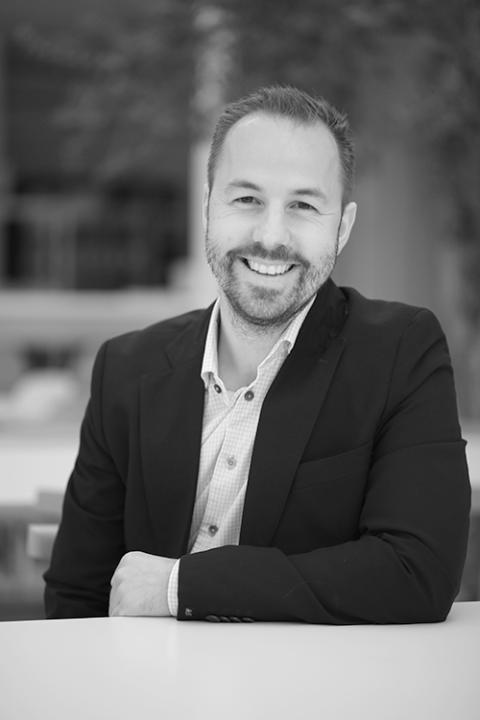 Svein Erik Myhr, forretningsutvikler i Canon Norge