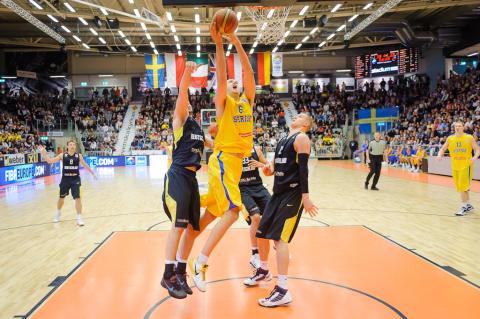 Detur ny sponsor till Svenska Basketbollförbundet