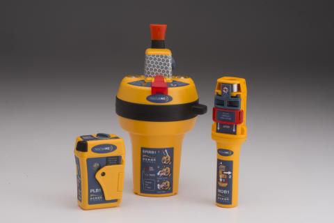 Hi-res image - Ocean Signal - rescueME range