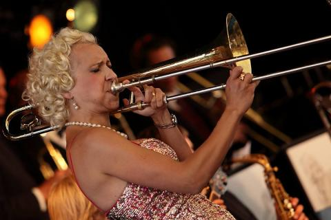 Gunhild Carling Big Band  till Mejeriet i Lund 1 december 2014