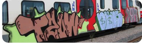 Delete lanseerasi graffitinpoistolaskurin – tilaa graffitinpoisto ja pinnan suojaus helposti