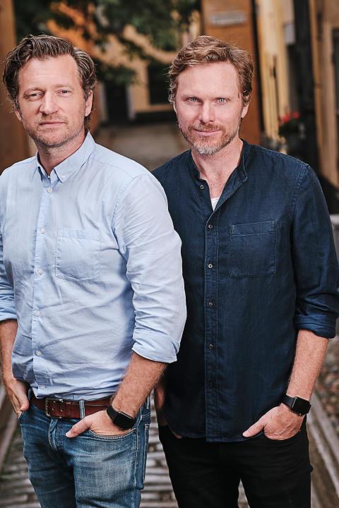 John Guthed och Jonas Lindqvist, Allies grundare