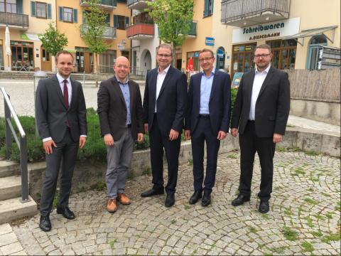 Die Gemeinde Furth schafft Transparenz mit dem Energiewendemonitor des Bayernwerks.