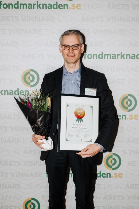 Martin Öqvist, Lannebo Fonder